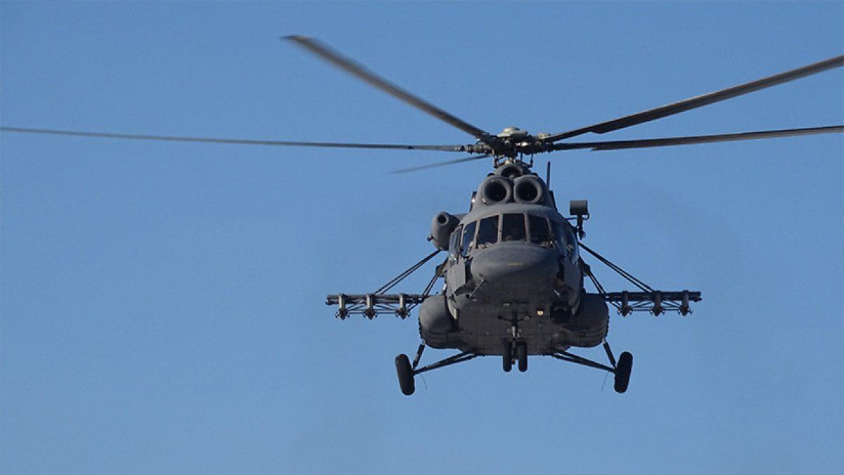 Kazajistán: Un helicóptero se estrella con 13 personas a bordo