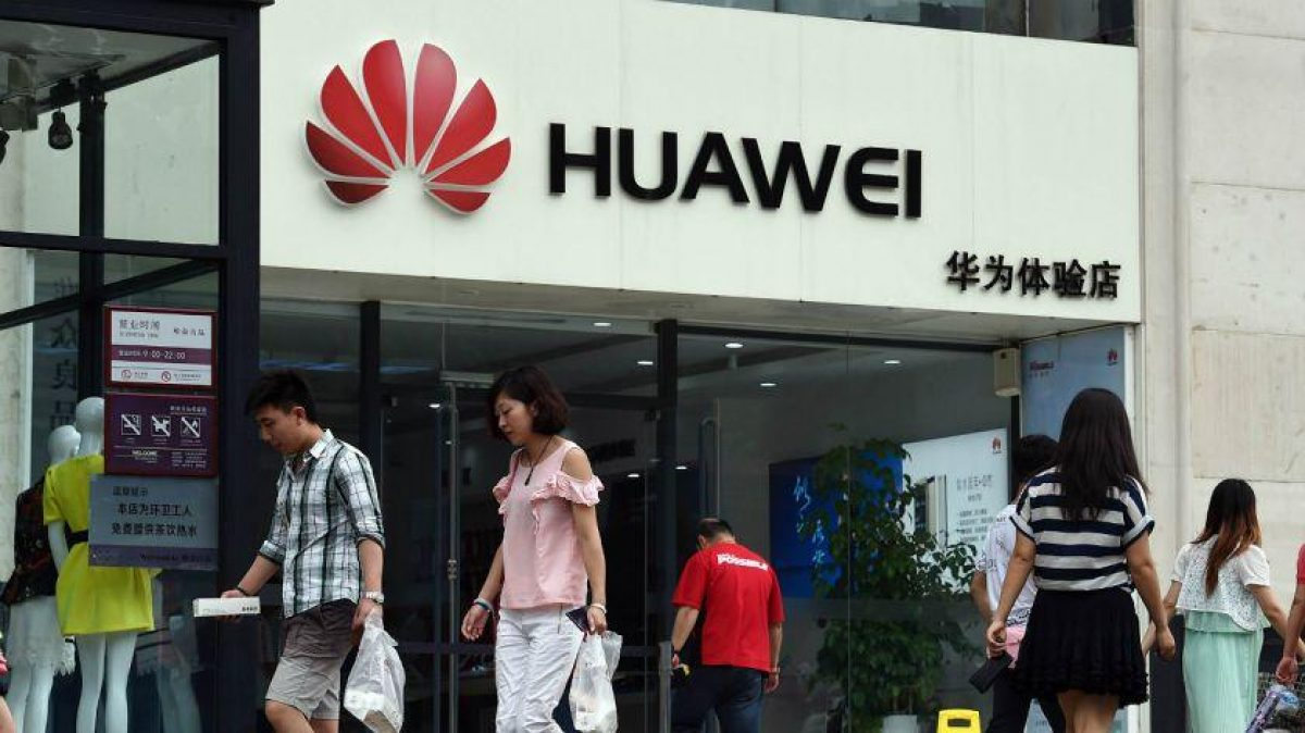 Huawei pisa los talones a Apple como segundo vendedor de celulares en el mundo