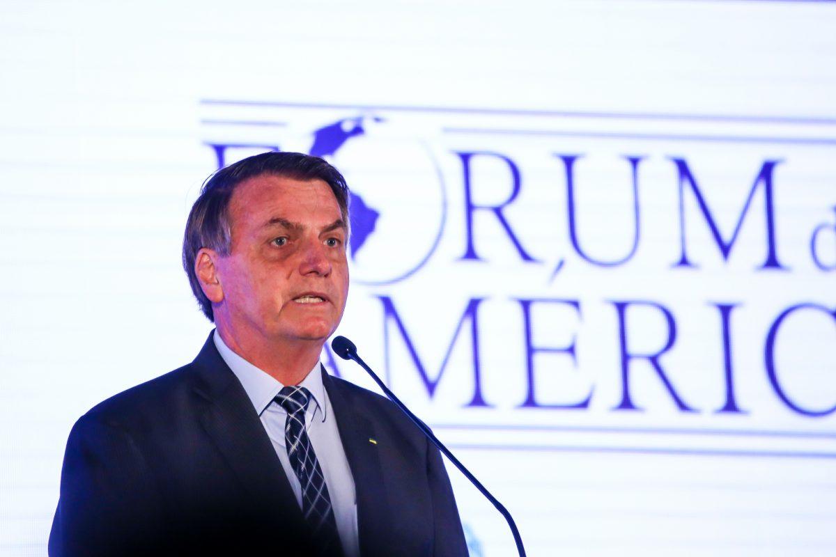 Presidente de Brasil, Jair Bolsonaro, da positivo para coronavirus