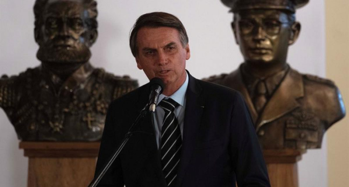 """Jair Bolsonaro: """"No podemos dejar que Brasil sea reconocido como un paraíso para el turismo gay"""""""