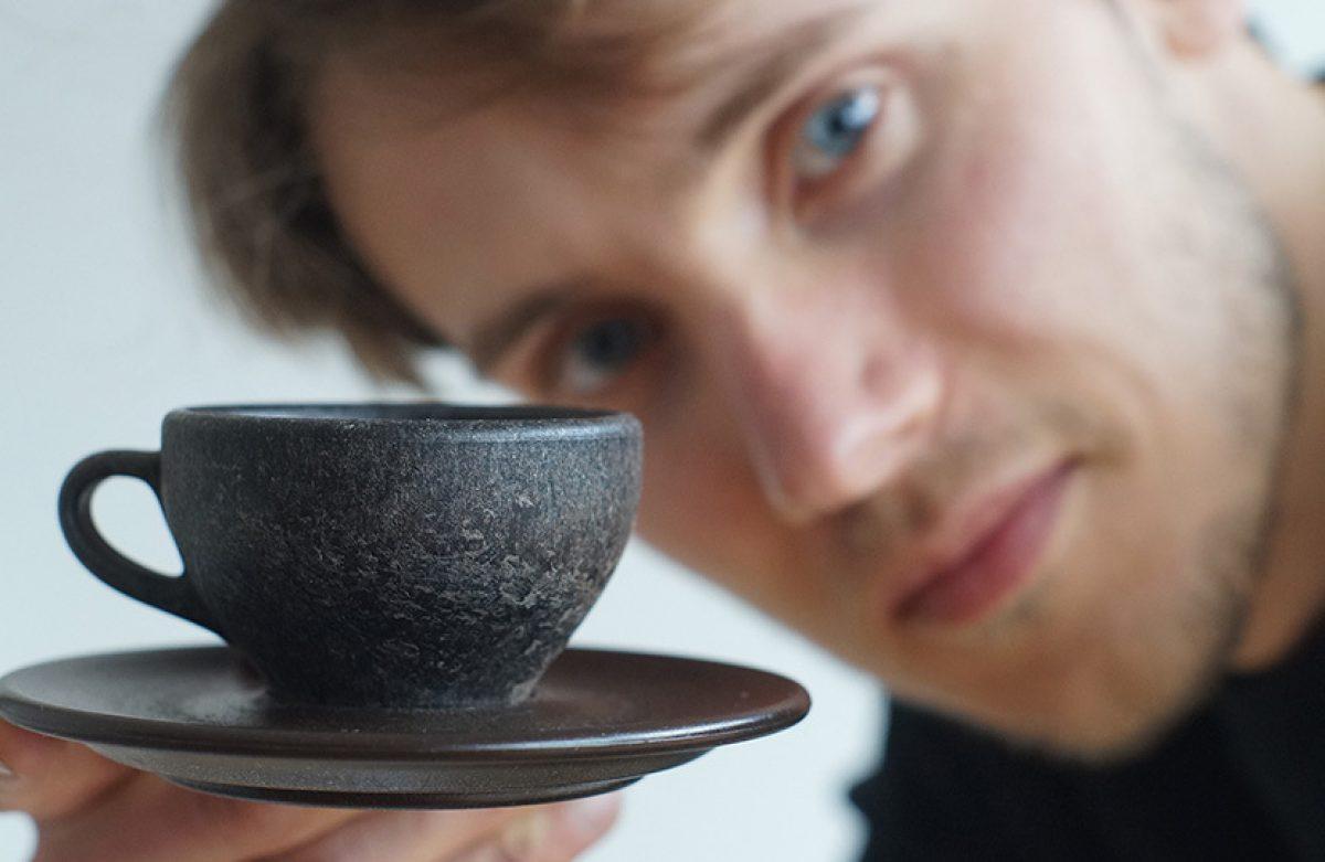 VIDEO: tazas hechas con restos de café molido para salvar el planeta