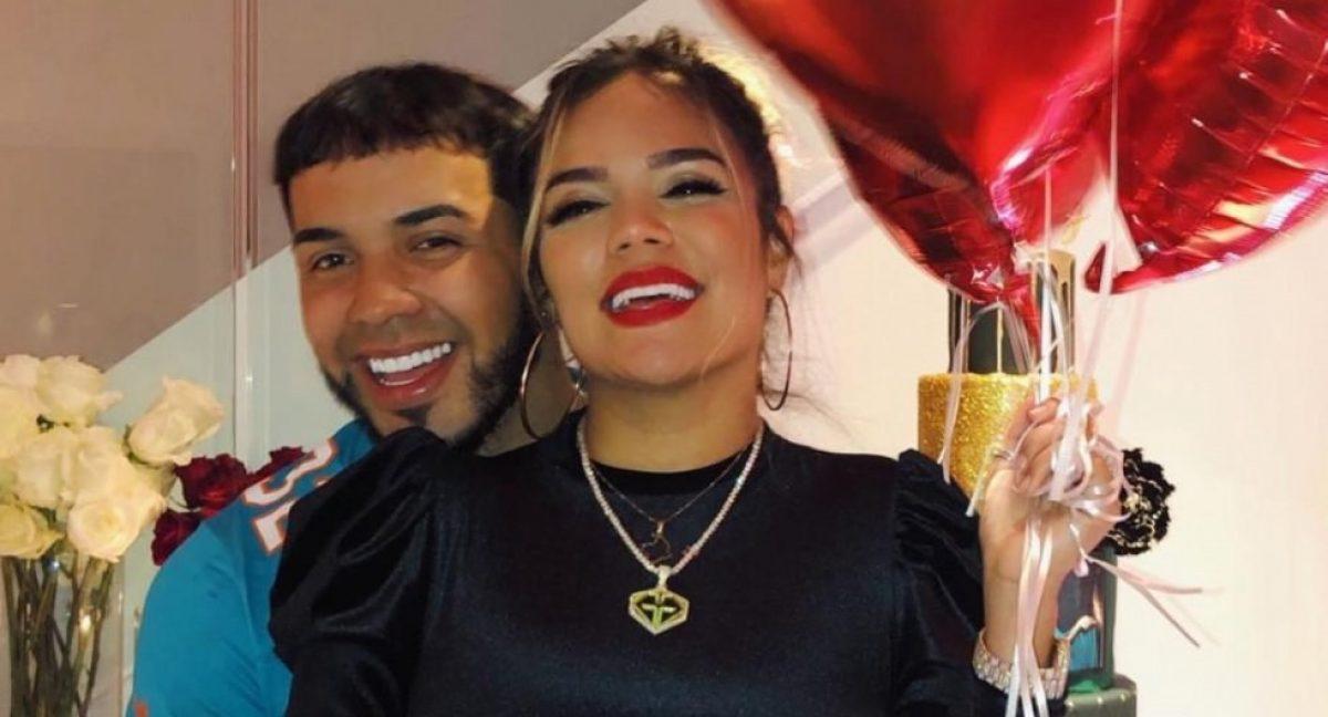 Anuel AA reveló cómo inició su relación con Karol G