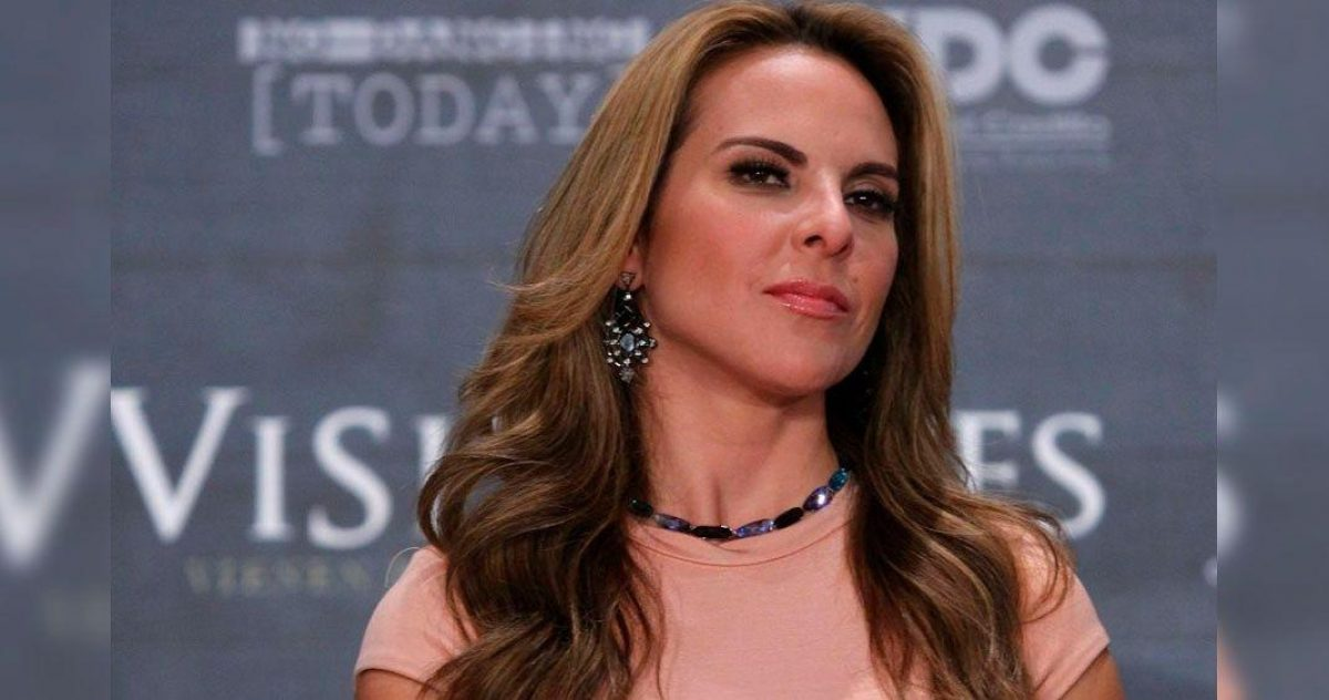 La actriz Kate del Castillo llega a México tras casi tres años de la polémica