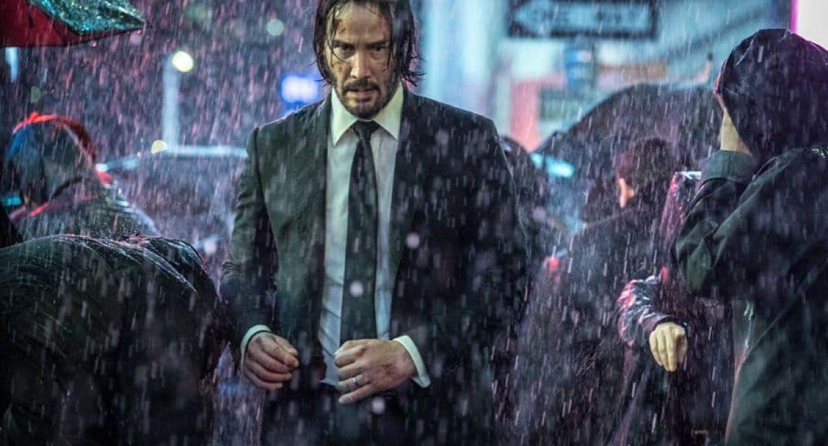 Video: Keanu Reeves regresa a la pantalla grande con 'John Wick 3: Parabellum'