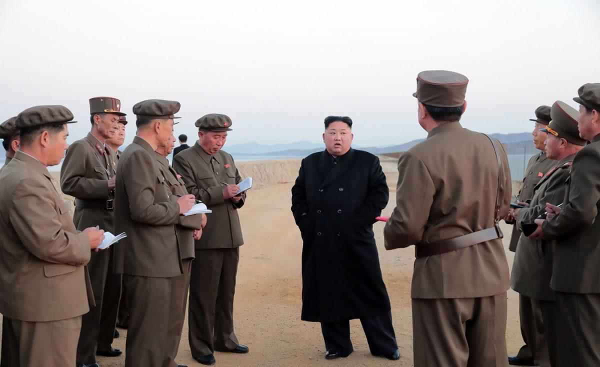 Estos son los 323 sitios que el régimen de Corea del Norte utiliza para sus ejecuciones masivas