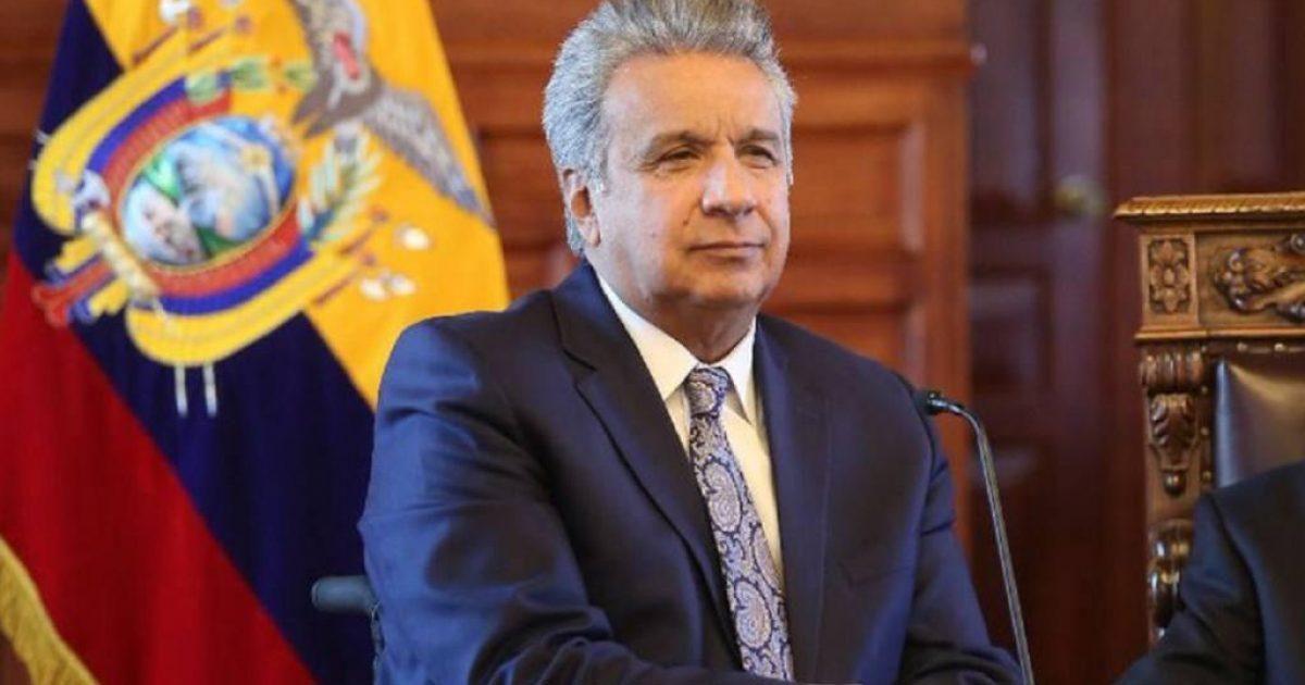 ¡EN VIVO! Lenín Moreno le envía un mensaje a la nación