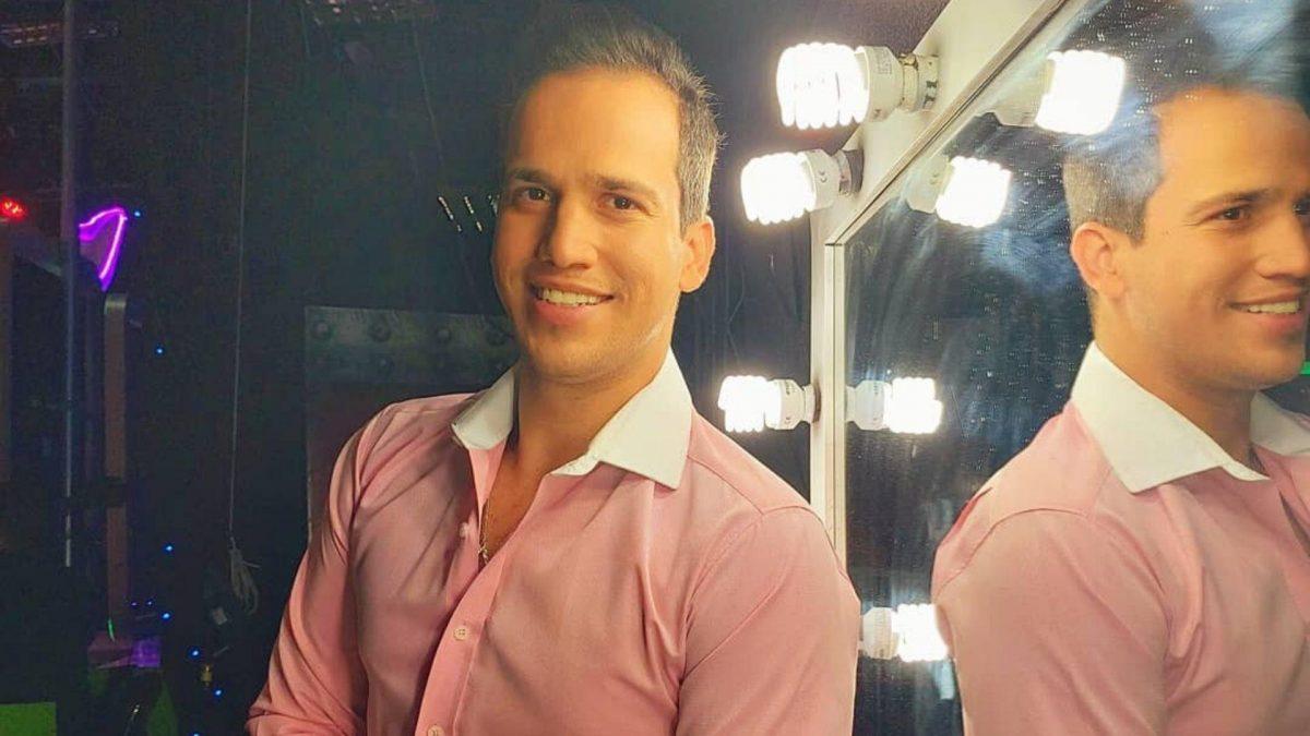 VIDEO   Leonel Allegues rompe el silencio sobre la nueva relación de su expareja