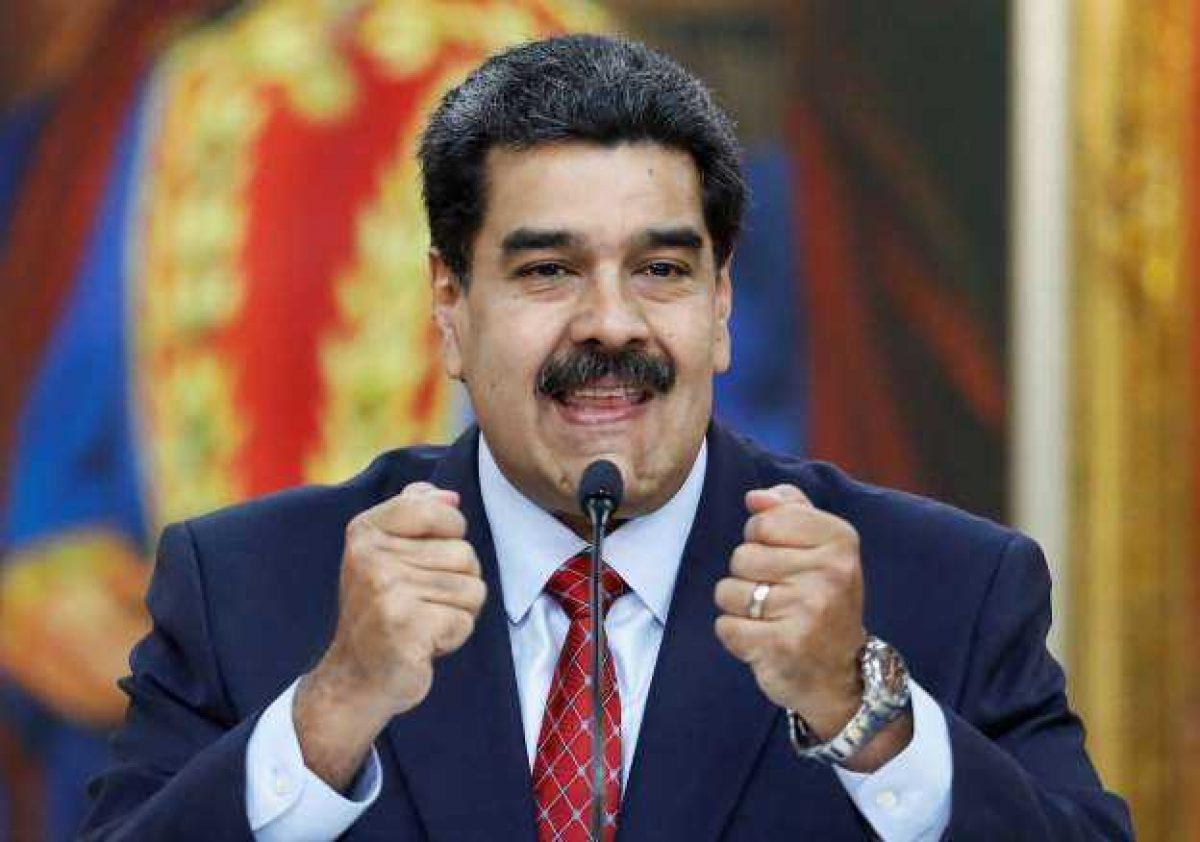 """Nicolás Maduro: Guaidó """"tendrá que verle la cara a la justicia"""" porque tenía prohibido salir de Venezuela"""