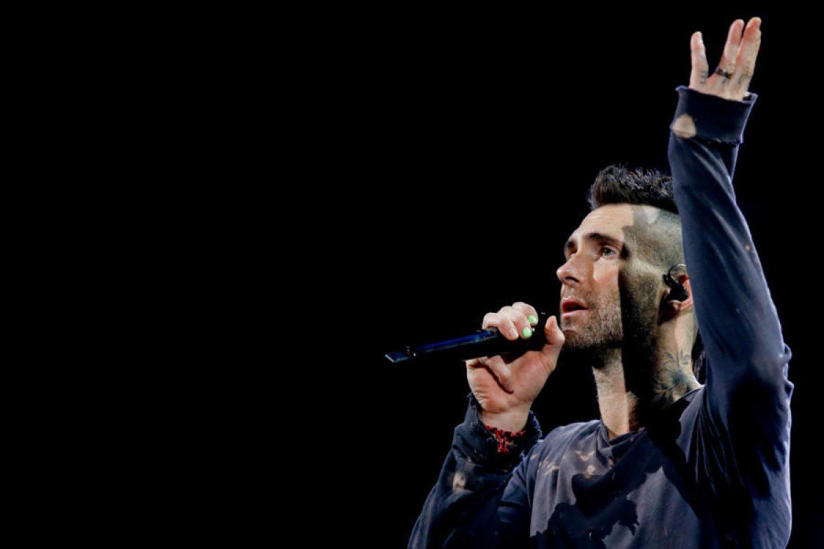 VIDEO   Vocalista de Maroon 5 se disculpa por lo sucedido en Viña del Mar