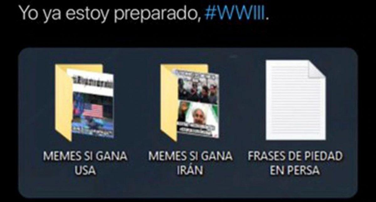 """Los memes de la """"Tercera Guerra Mundial"""": así se preparan en Internet"""