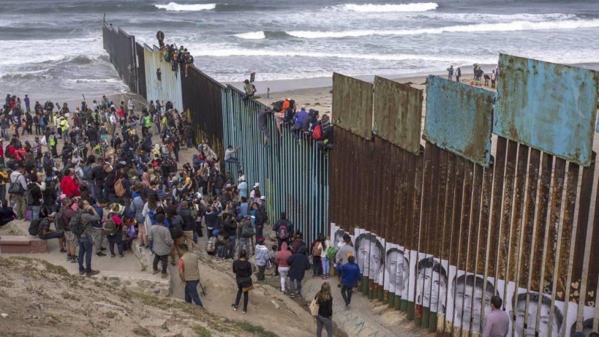 Estados Unidos confirma que devolverá a México a inmigrantes