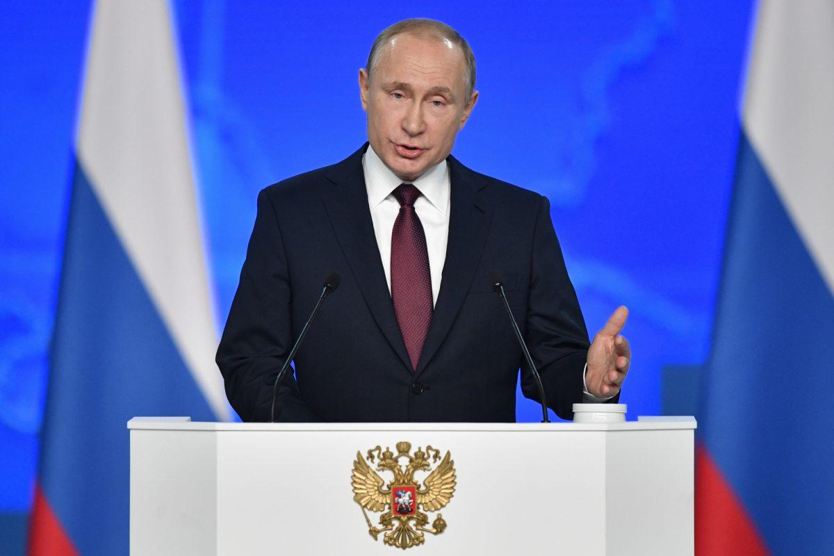 """Putin: misiles podrían alcanzar """"centros de decisión"""" enemigos"""