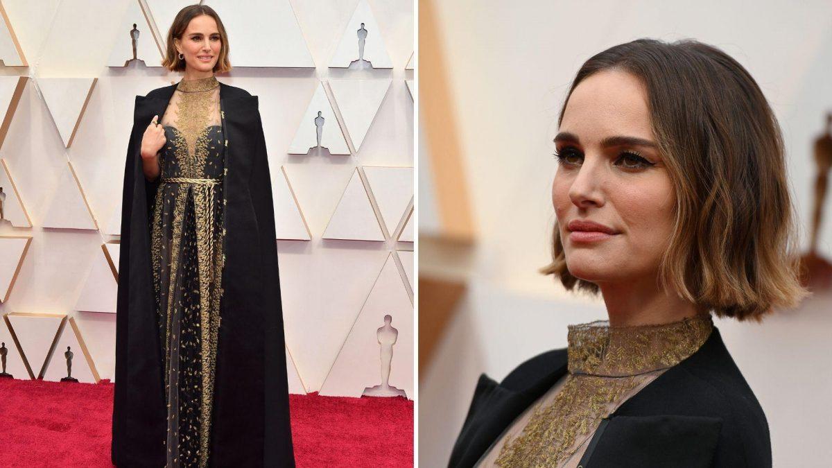 El tributo oculto detrás de la vestimenta de Natalie Portman en los Óscar