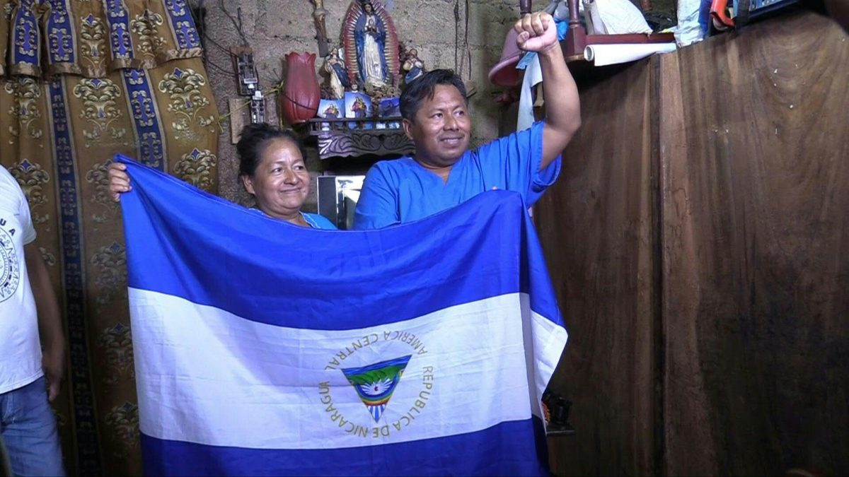 VIDEO   Nicaragua libera 50 opositores presos bajo polémica ley de amnistía
