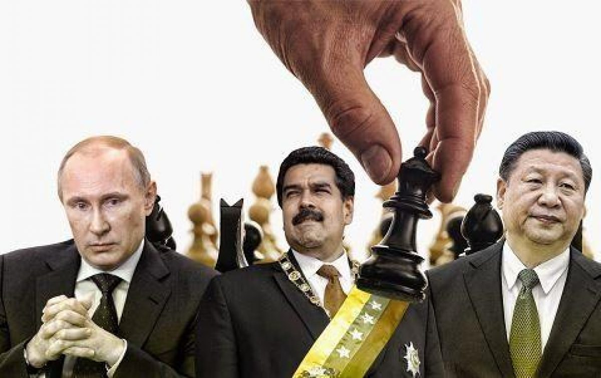 """EEUU denunció que Rusia, China y Cuba están """"apoyando al ex régimen en la represión de la democracia en Venezuela"""""""