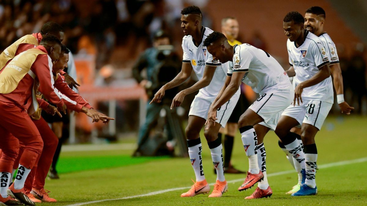 Gran taquilla de Liga de Quito para recibir a Boca Juniors
