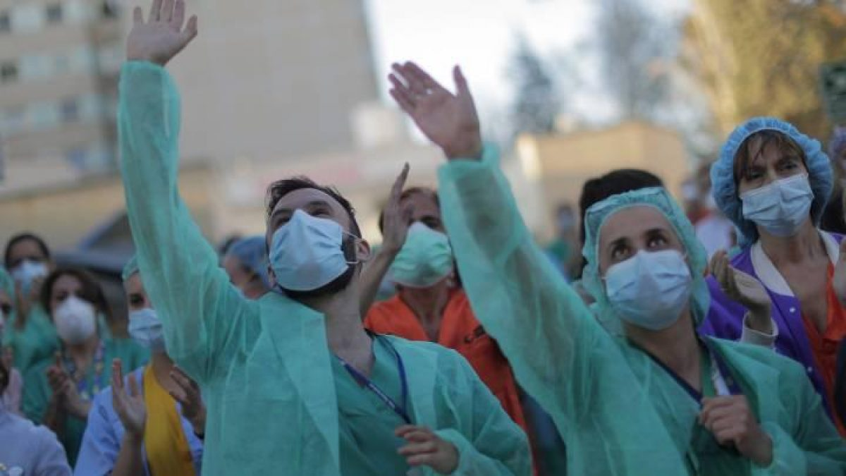El número de casos de coronavirus activos en Italia cae por segundo día consecutivo