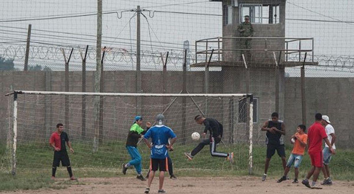 México: Un partido de fútbol entre reos acaba en un baño de sangre con 16 muertos