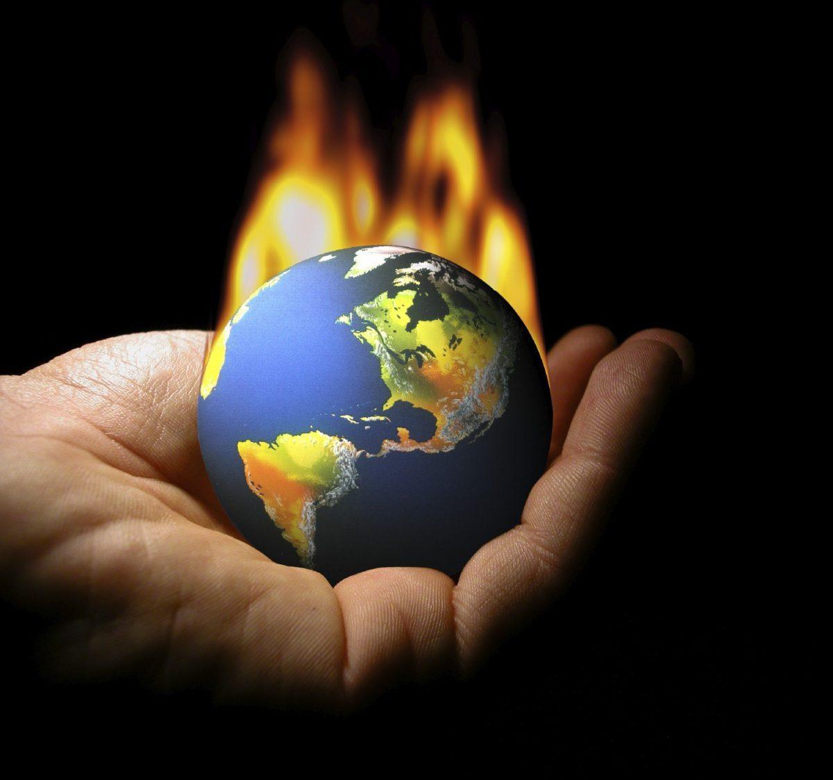 La última década es la más caliente registrada hasta la fecha según la ONU