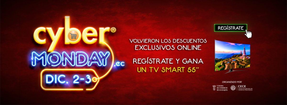 Ecuatorianos podrán comprar en más de 80 tiendas desde su casa con CyberMonday.ec
