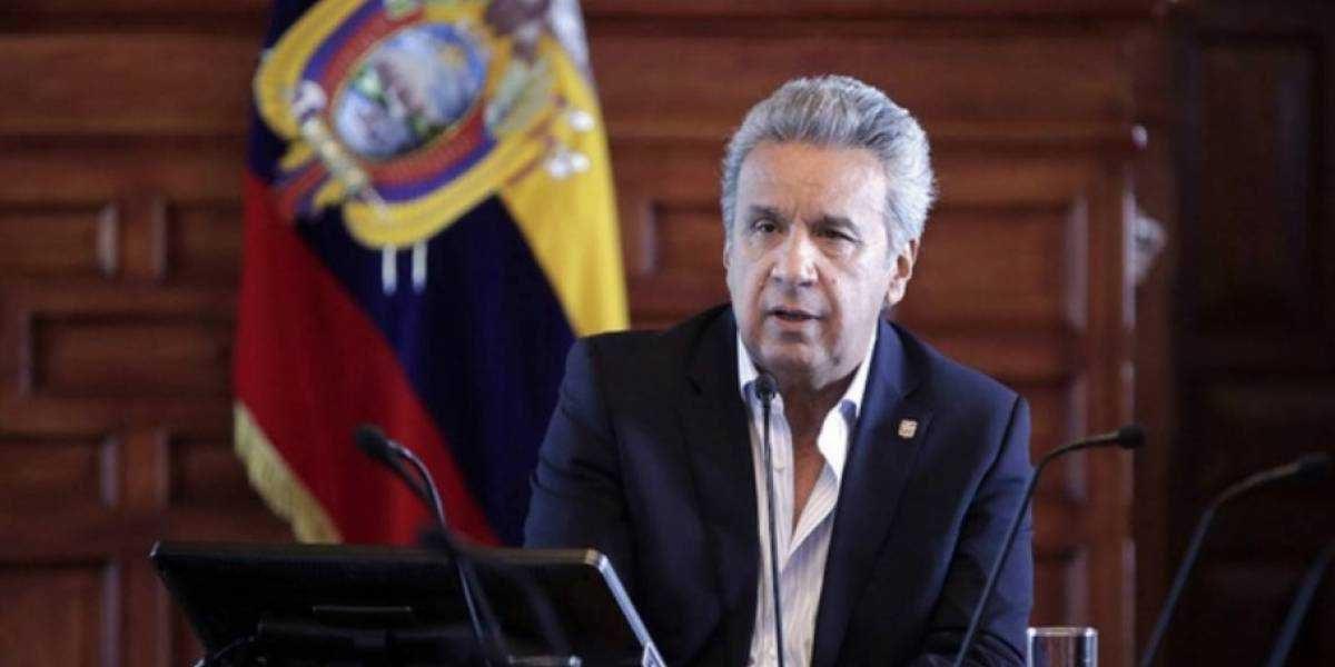 EN VIVO | Presidente Lenín Moreno informa sobre la emergencia sanitaria