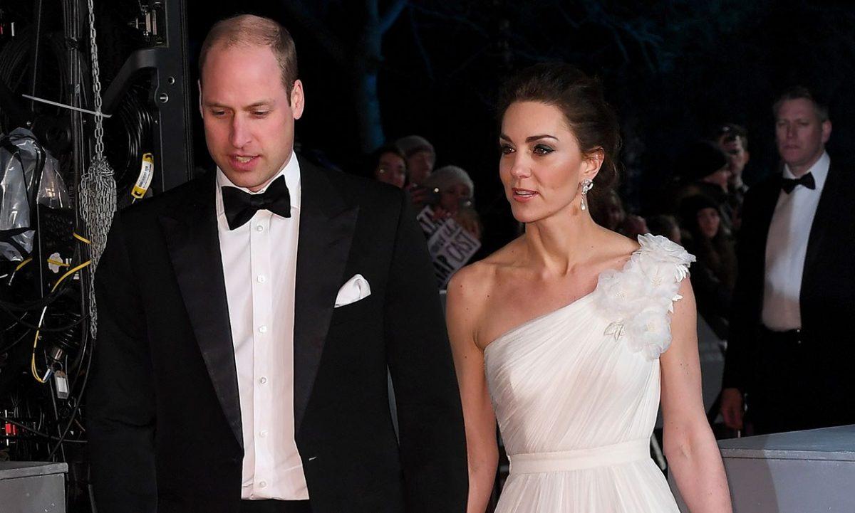 """Encuentro del príncipe William con el elenco de """"Roma"""" acapara la red"""