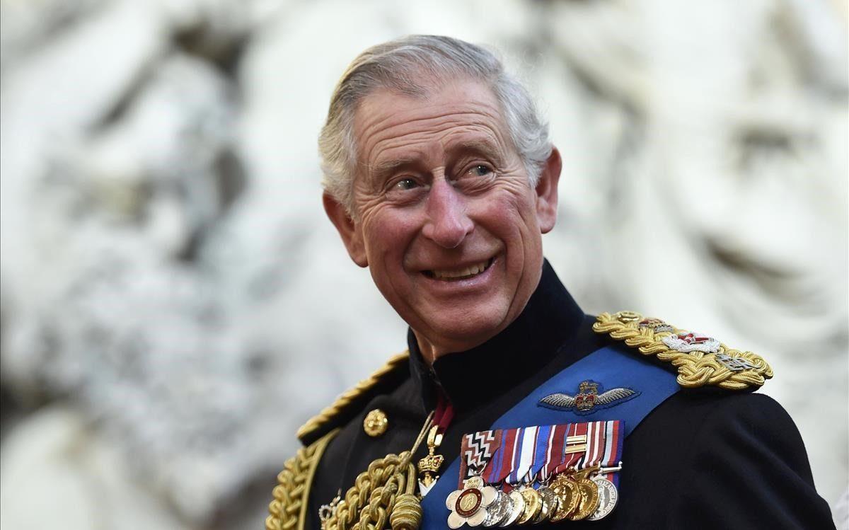 El hombre, de 52 años, que asegura ser hijo del príncipe Carlos