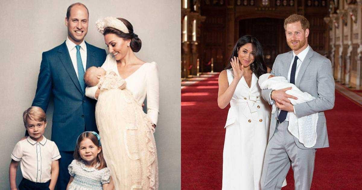 Kate Middleton y el príncipe William aún no conocen a su sobrino, el bebé real