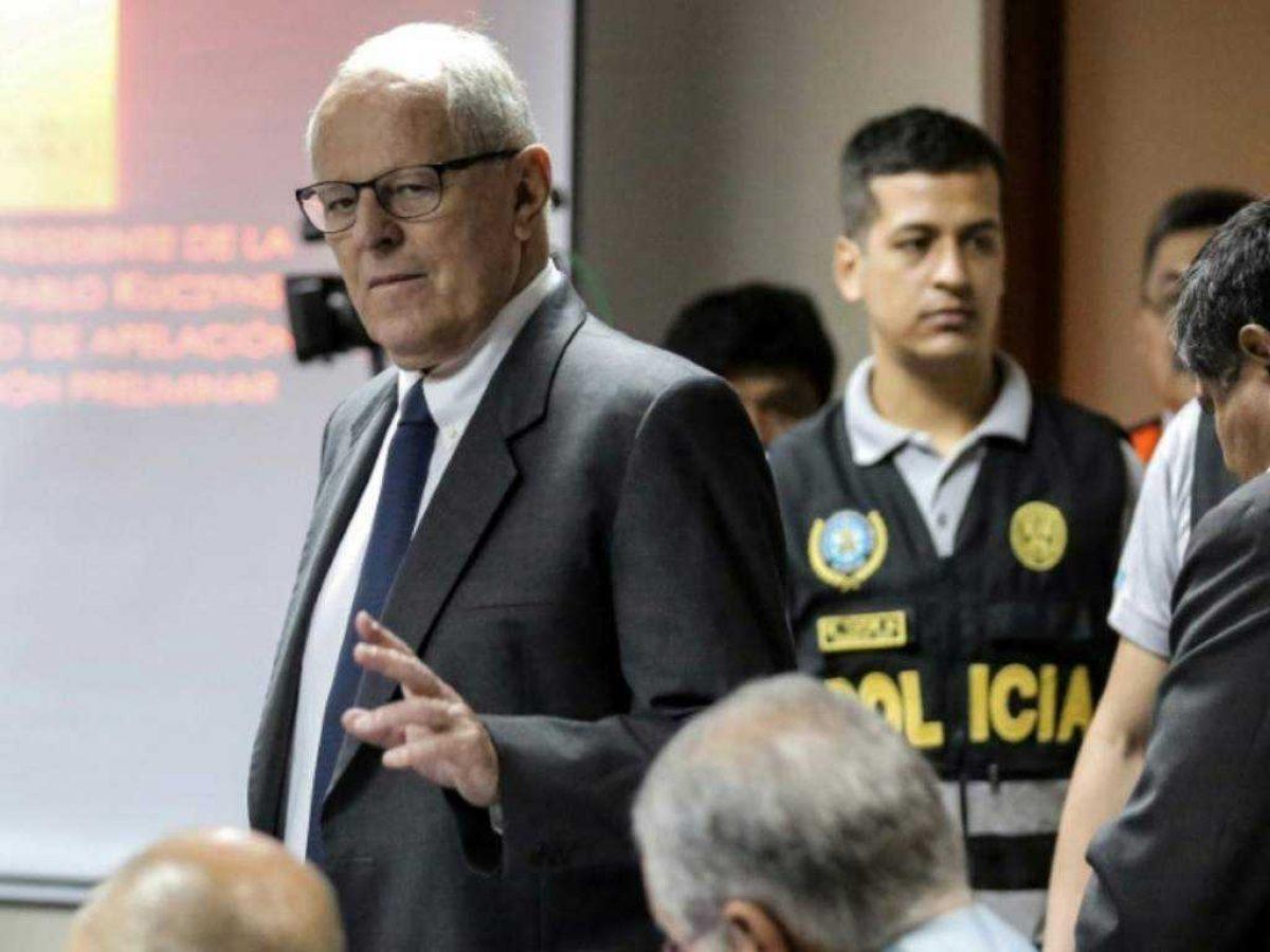 La Justicia de Perú dictó tres años de prisión preventiva contra el expresidente Pedro Pablo Kuczynski por el caso Odebrecht