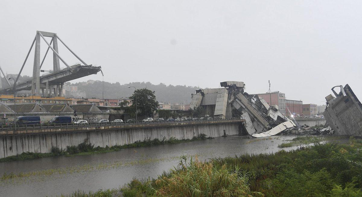 Este será el proyecto que reemplazará al puente que se derrumbó en Italia