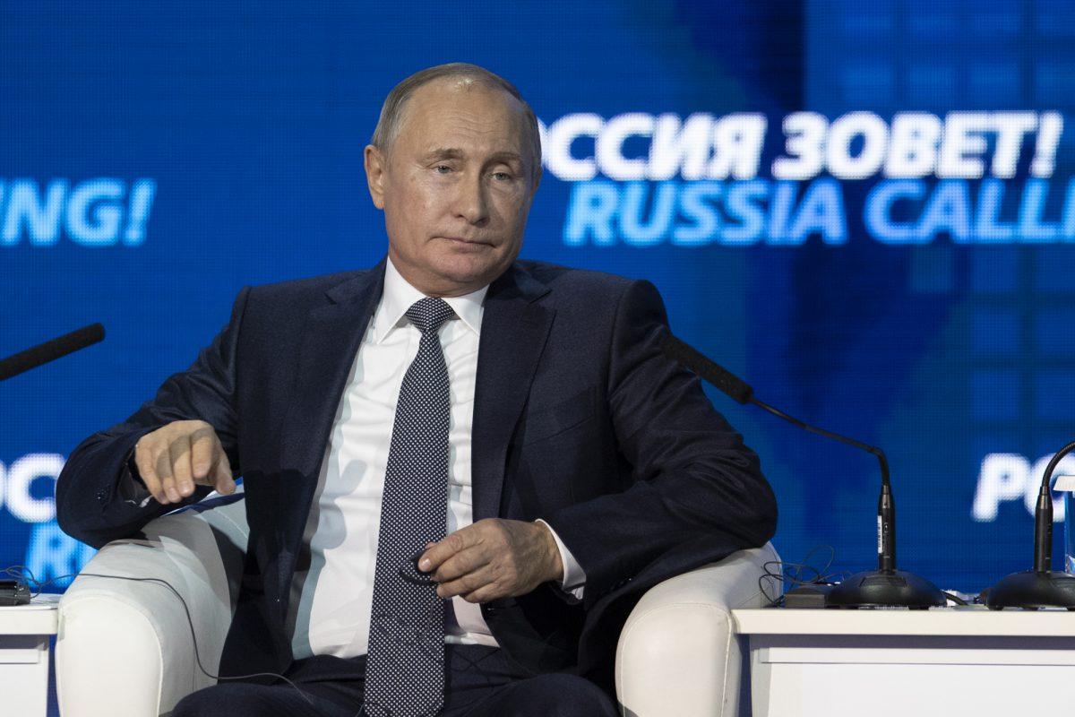 """Putin: fuerzas rusas cumplieron con """"su deber"""" al apresar barcos ucranianos"""