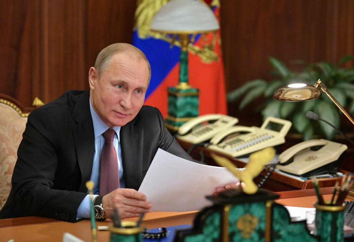 Putin celebra el éxito de las pruebas de un nuevo misil hipersónico