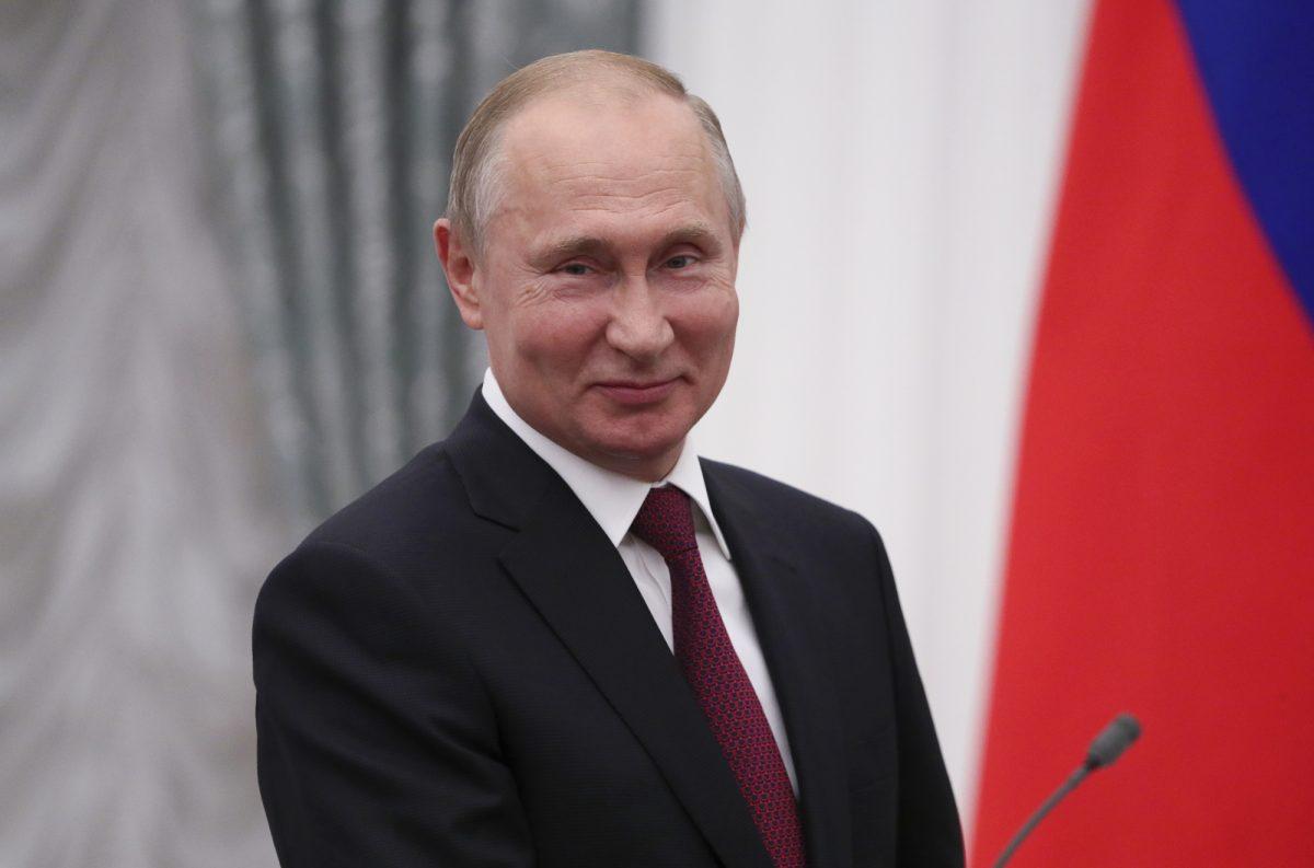 """Putin """"nunca ha mirado"""" sus imitaciones, dice el Kremlin sobre la parodia de la BBC"""