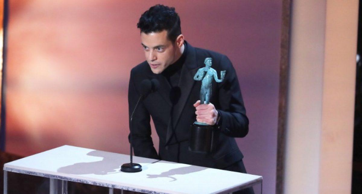 Rami Malek ganó en los SAG y va directo al Óscar