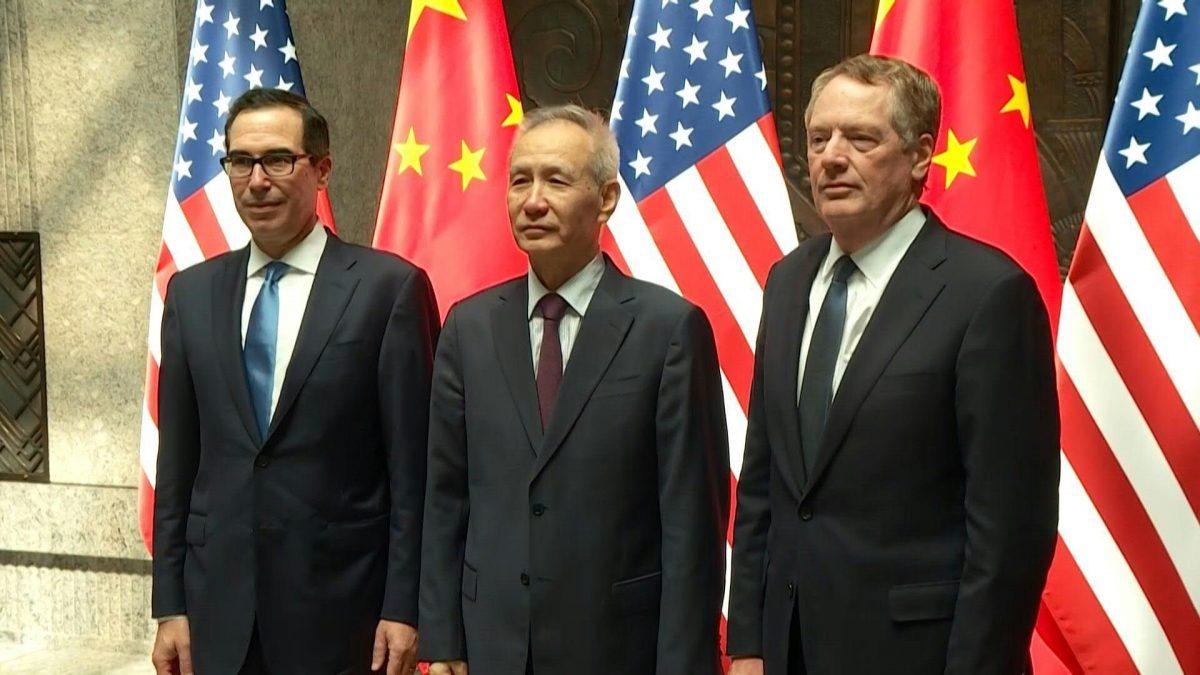 VIDEO | China y EE.UU. cierran primer contacto comercial tras tensiones comerciales y políticas