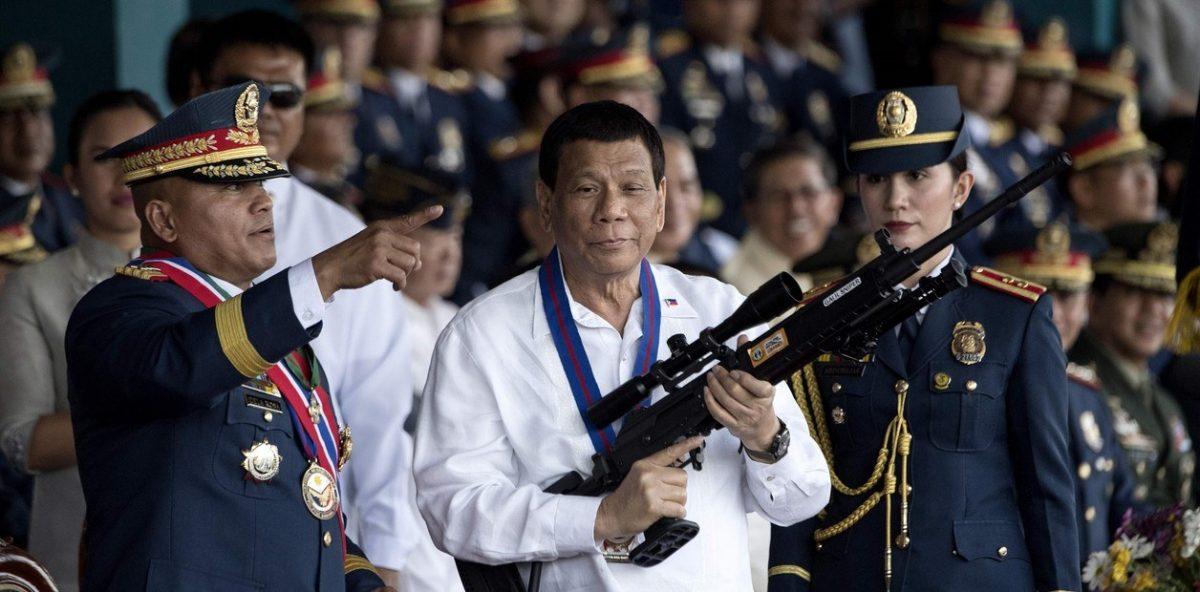 Presidente filipino contó cómo abusó sexualmente de una empleada doméstica