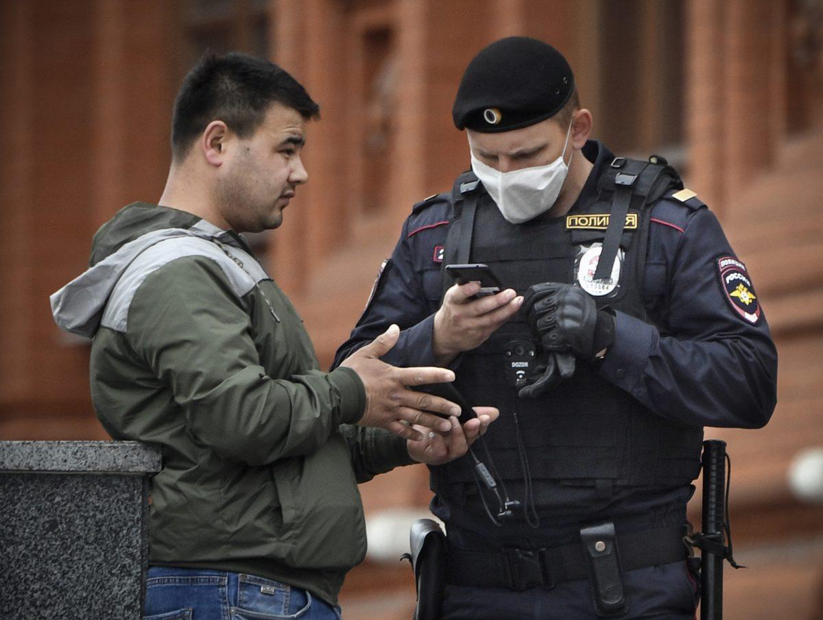 Rusia se convierte en el quinto país más afectado de Europa por el coronavirus
