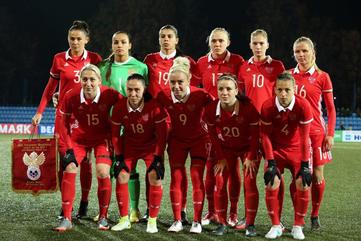 VIDEO | Jugadoras se pelean en un partido del Campeonato de Europa Femenino Sub-17 de la UEFA