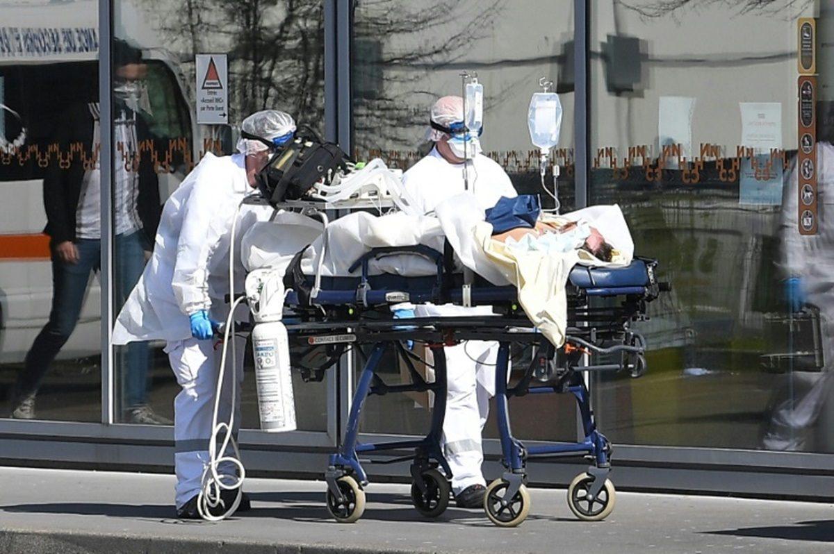 Rusia registró nuevos 8.849 casos de coronavirus durante las últimas 24 horas