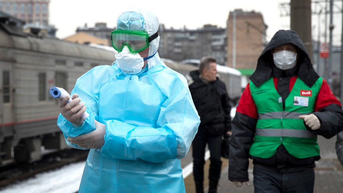 Rusia registró 8.894 contagiados por coronavirus en un día, el total aumenta a 326.448 casos