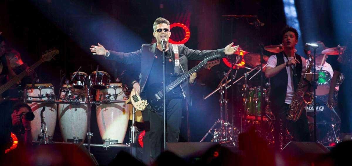 ¡Atención!: novedades del concierto de Alejandro Sanz en Ecuador