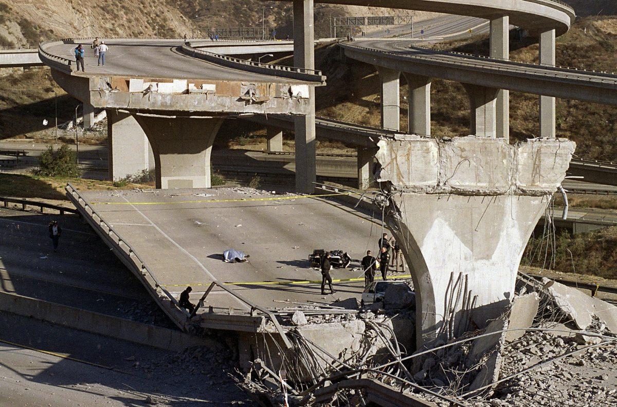 VIDEO   Así se propagó por todo EE.UU. el terremoto de 7,1 que ocurrió en California
