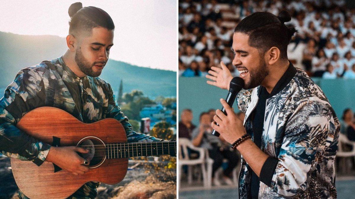 EN VIVO: ¡Canta con Toño Navarrete! Mira su concierto desde casa aquí