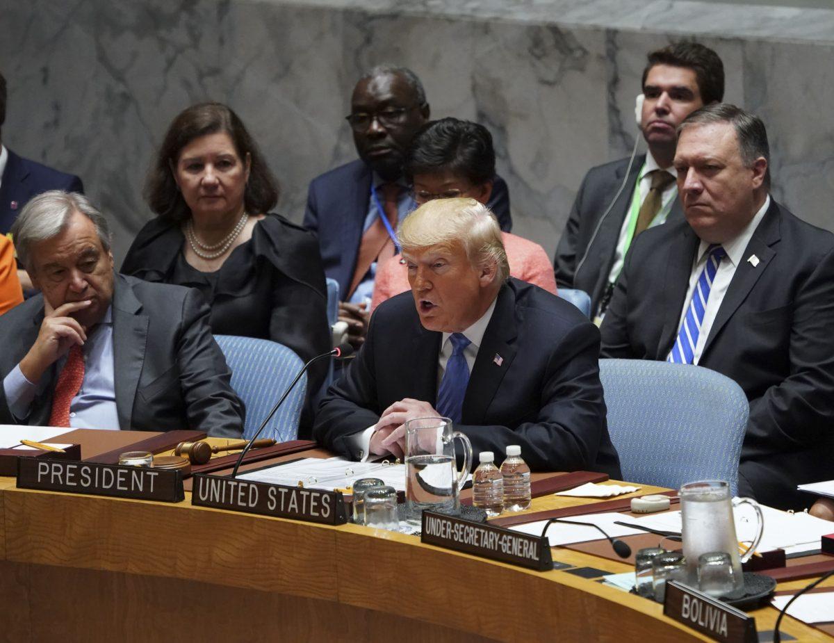 """Trump, sobre China: """"Podríamos cortar toda la relación"""""""