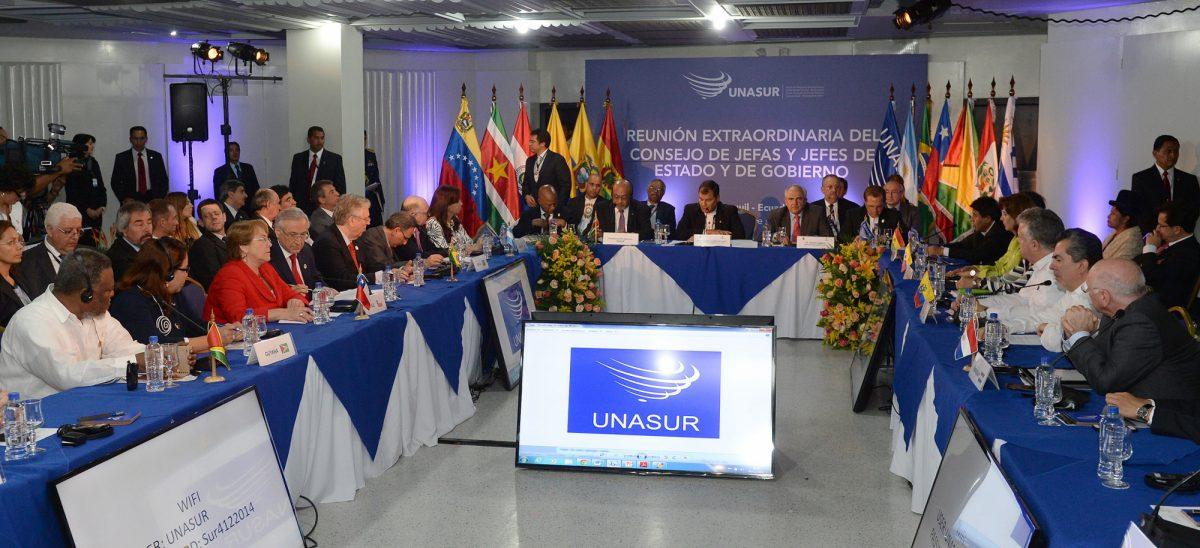 Chile organiza una reunión para impulsar la creación del Prosur, en reemplazo de la Unasur