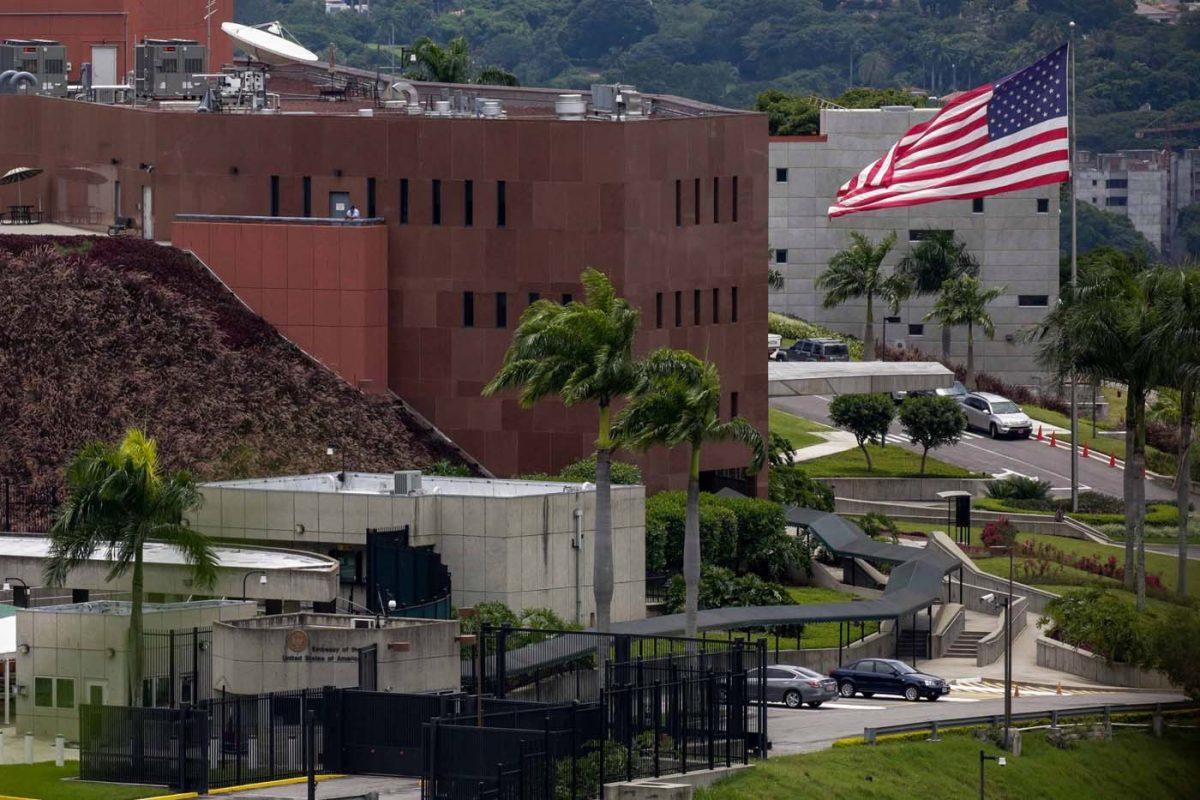 """Estados Unidos reiteró su alerta de """"no viajar"""" a Venezuela para sus ciudadanos"""