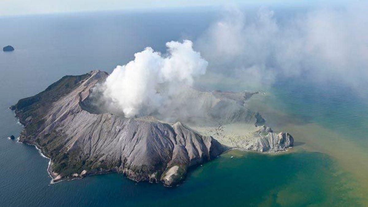 Fallece otra persona por erupción de volcán en Nueva Zelanda