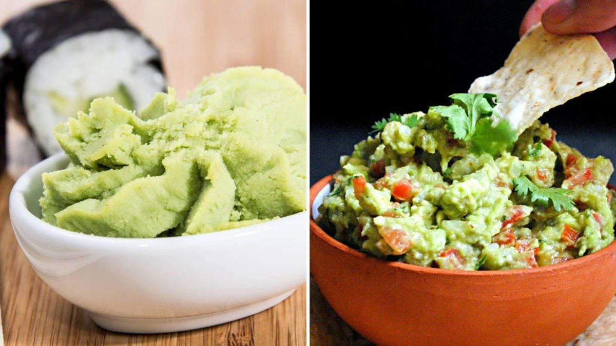 Confunde wasabi con guacamole y termina en urgencias con el 'corazón roto'
