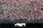 Autoridades argentinas prohiben el ingreso a los estadios a más de 400 personas