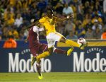 Hat-trick de Enner Valencia en goleada de Tigres al Saprissa